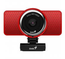 Веб-камера Genius ECam 8000 Full HD Red (32200001401)