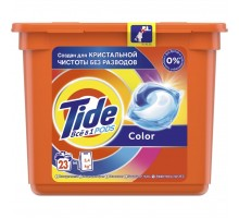 Капсулы для стирки Tide Color 23 шт (8001090758361)