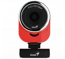 Веб-камера Genius QCam 6000 Full HD Red (32200002401)
