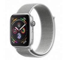 Смарт-часы Apple Watch Series 4 GPS, 40mm Silver Aluminium Case (MU652GK/A)