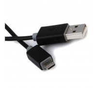 Дата кабель USB 2.0 AM to Micro 5P 1.5m Prolink (PB487-0150)