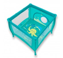 Детский манеж Baby Design Play Up 05 Turquoise (299940)